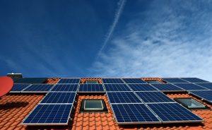 solar system, roof, power generation